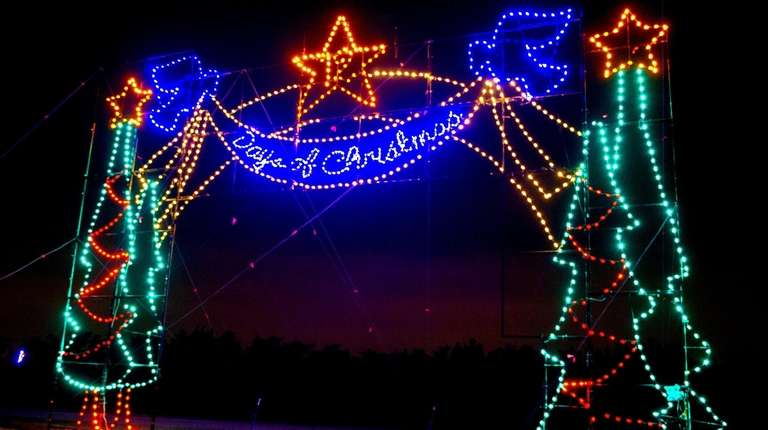Christmas Light Shows Near Me.The Best And The Brightest Holiday Light Shows Newsday
