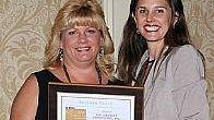 Deanna Lantieri, above left, director of human resources