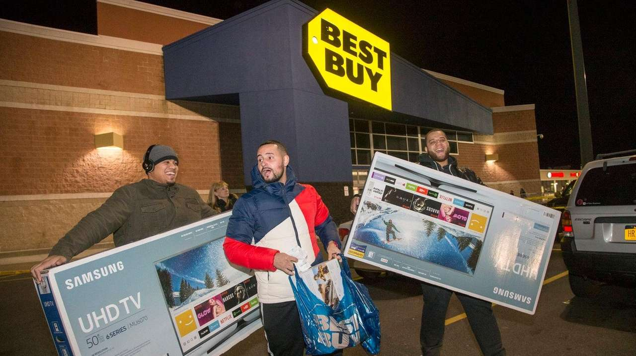 Opinion Five Myths About Black Friday Newsday