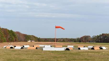 The Bayport Aerodrome sees more than 10,000 flights