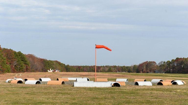 The Bayport Aerodrome sees more than 10,000 flights