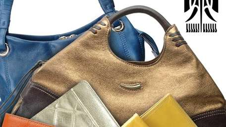 Tusk men�s and women�s Italian leather bags and