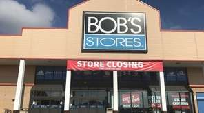A Bob's Stores location in the Gateway Plaza