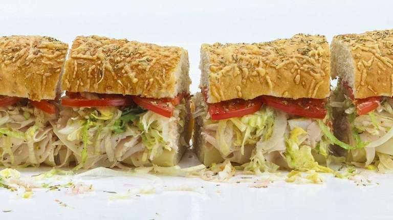 Jersey Mike's, known for its subs, has three