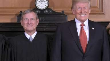 Supreme Court Chief Justice John G. Roberts is