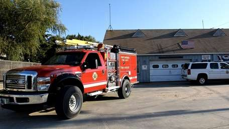 Lonelyville fire department is consolidating with Fire Harbor.