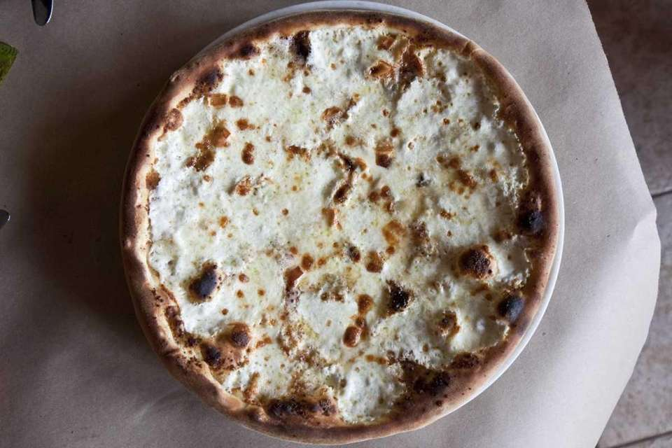 Centro Cucina's pizzas draw praise. Among the favorites