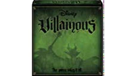 In Disney's Villainous board game, it's a battle