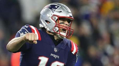 Tom Brady, 41, has dominated the Jets, going