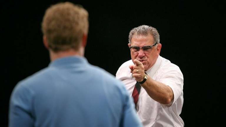 Dan Lauria plays the title character in