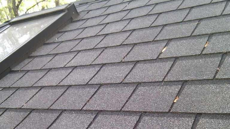 All About Asphalt Roofing Shingles Newsday