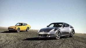 Nissan 370Z 40th Anniversary Edition.