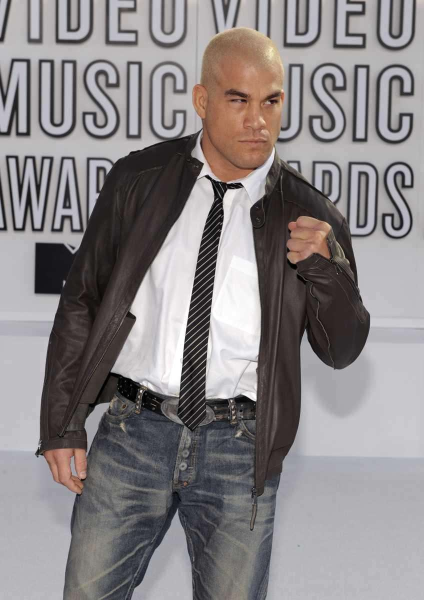 Tito Ortiz at the MTV Video Music Awards
