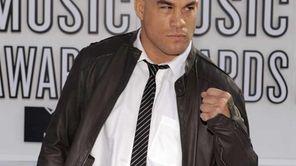 Tito Ortiz at the MTV Video Music Awards