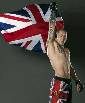 Season 9 winner, lightweight: Team UK's Pearson ran