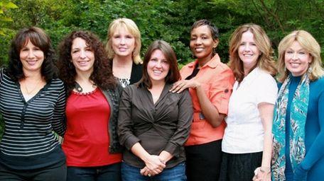 Norma Loeb, left, Liz Gannon-Graydon, Chris Clarke, Robin