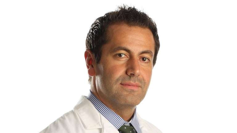 Dr. Oren Cahlon has been named the associate