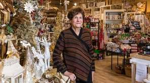 Marilyn Schulman, co-owner of Willy Nilly Trading in