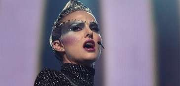 "Natalie Portman stars in 'Vox Lux"" as a"