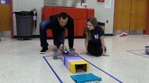On Tuesday, Aaron Boone and Hess Toy Truck