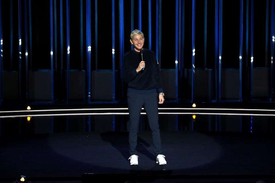 Comedian and talk show host Ellen is returning