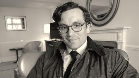Simon Van Booy, author of
