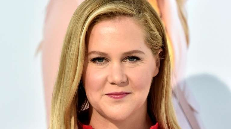 "Amy Schumer atttends the premiere of' ""I Feel"