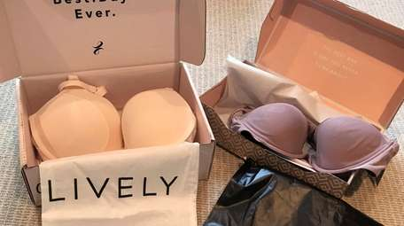 Online bra companies Lively, Third Love and True