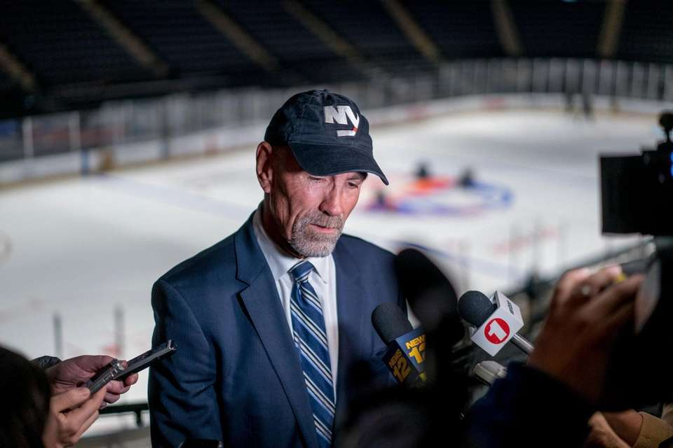 Former Islander Bobby Nystrom speaks about his time