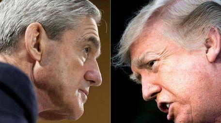 Special counsel Robert Mueller, seen on June 19,