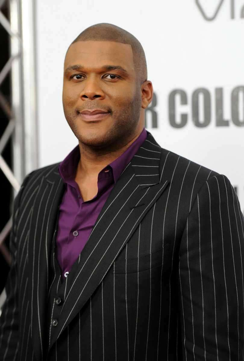 TYLER PERRY In 2008, Tyler became the first