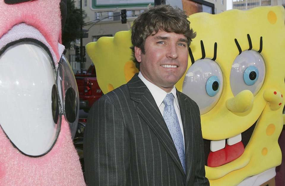 Stephen Hillenburg, who used his dual loves of