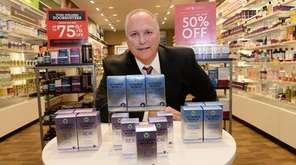 Frank Conley, CEO of Vitamin World, seen in