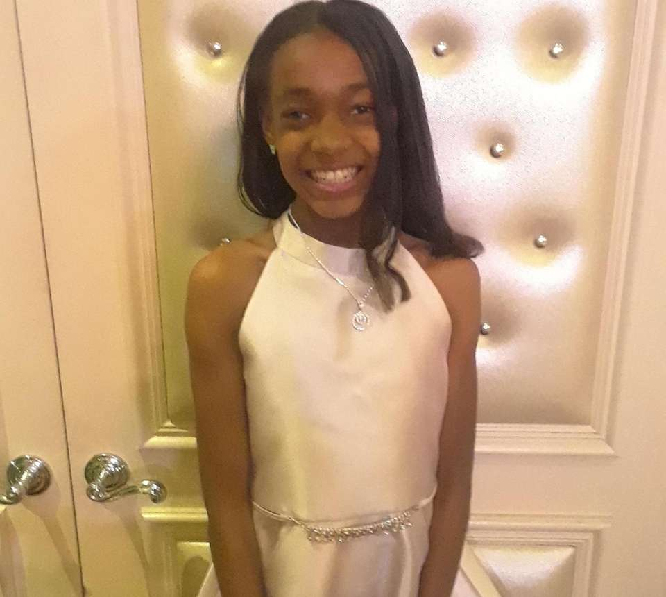 Jahzara Emeli, 11, from Baldwin