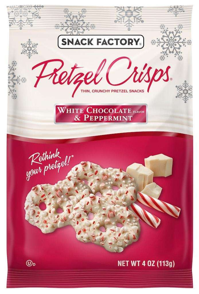Dream of a white chocolate Christmas with these