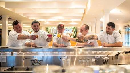 Chefs around East Islip and Bay Shore share