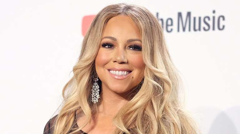 Mariah Carey is again on the good list