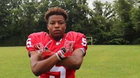 Freeport's Jordan Jackson, Newsday's Athlete of the Week
