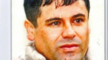 Alleged drug kingpin Joaquin