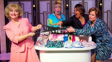 """Menopause The Musical"" will come to Gateway Playhouse"