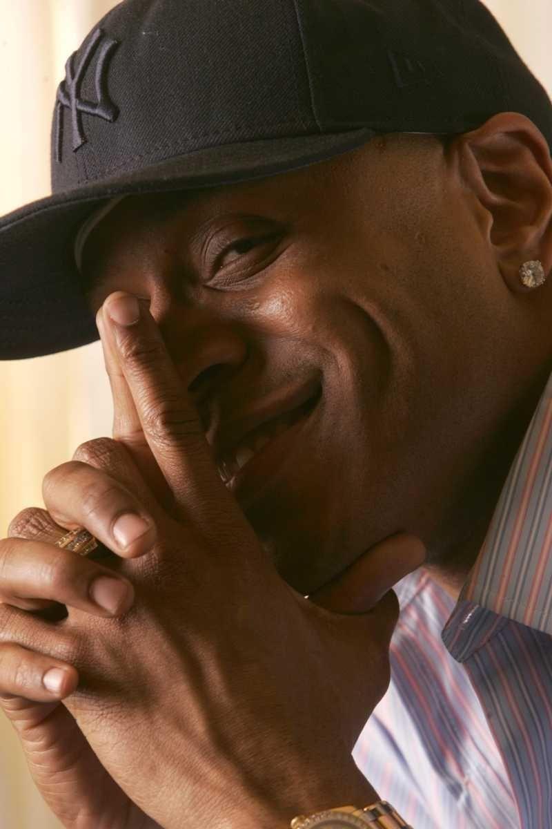 Veteran rapper/actor LL Cool J was born in