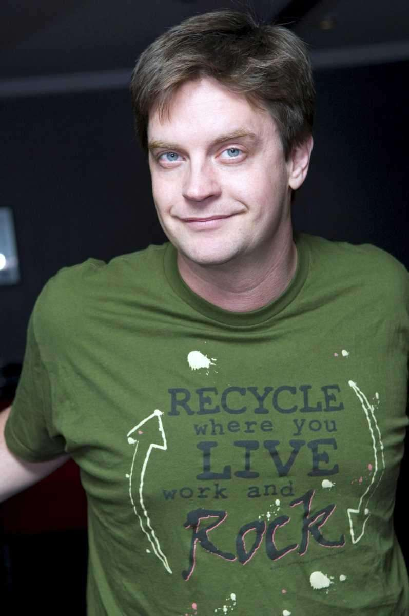 Comedian, actor and radio host Jim Breuer was