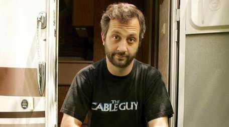 Producer, director and screenwriter, Judd Apatow, whose films