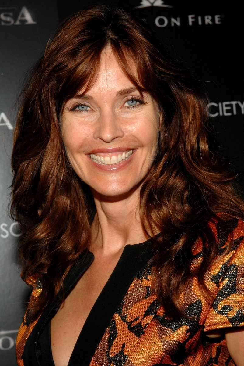 Model and actress Carol Alt grew up in