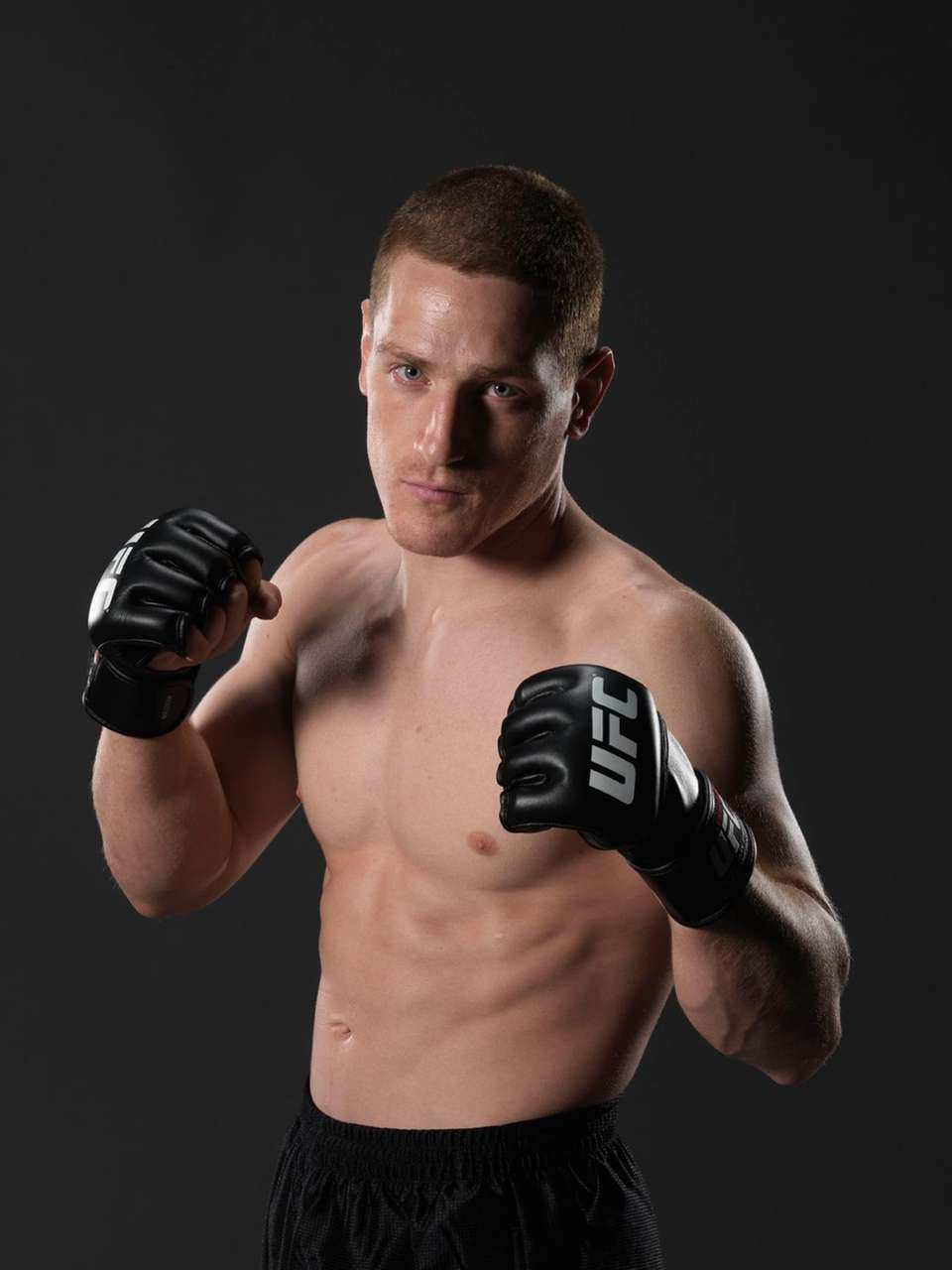 Season 6 champion, welterweight: Danzig submitted all his
