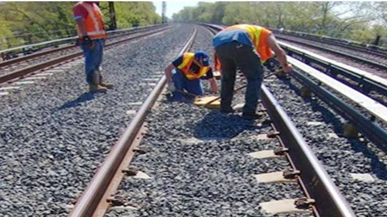 Transponders for the Long Island Rail Road's new