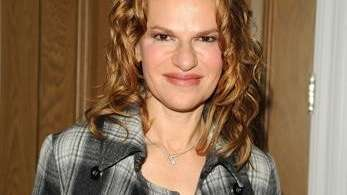 Sandra Bernhard, who has made a name for