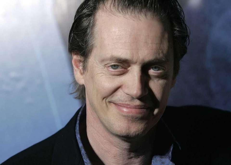 Actor, writer and film director Steve Buscemi grew