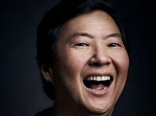 Comedian Ken Jeong.