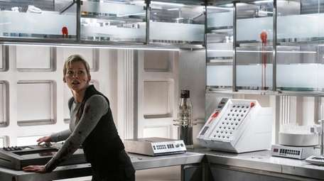 Gretchen Mol as the ill-fated Agatha Matheson